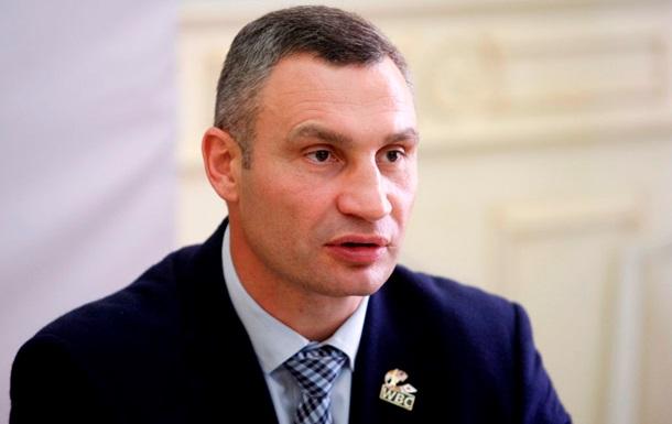 Кличко отрицает договоренности с Офисом президента по выборам в Киеве