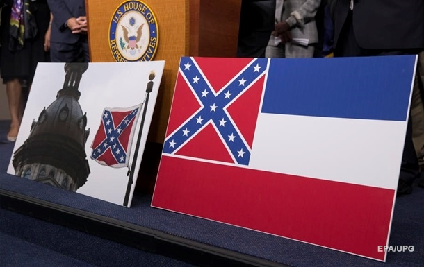 Mississippi Decides to Replace Racist Flag with Another