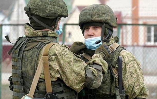 Военнослужащие ДНР в панике, коронавирус косит ряды.