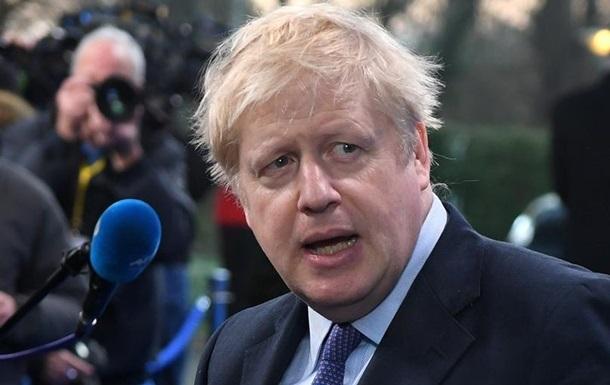 Джонсон назвал пандемию  катастрофой  для Великобритании