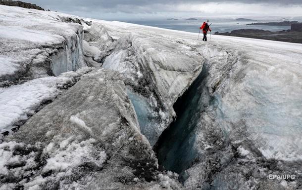 На Южном полюсе зафиксировали рекордное потепление