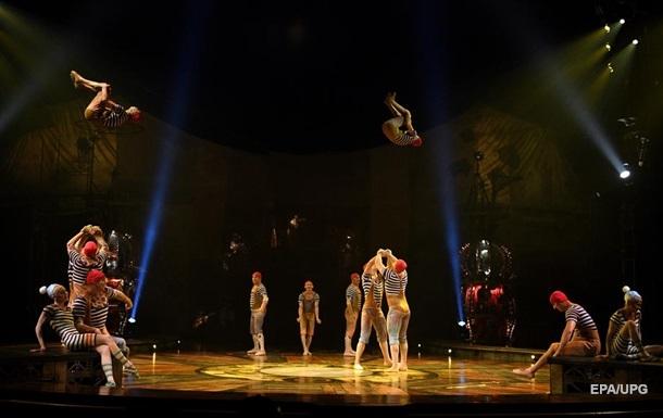 Cirque du Soleil на грани банкротства из-за COVID-19
