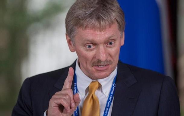Кремль про витік радіації: В Росії аварійних ситуацій не було