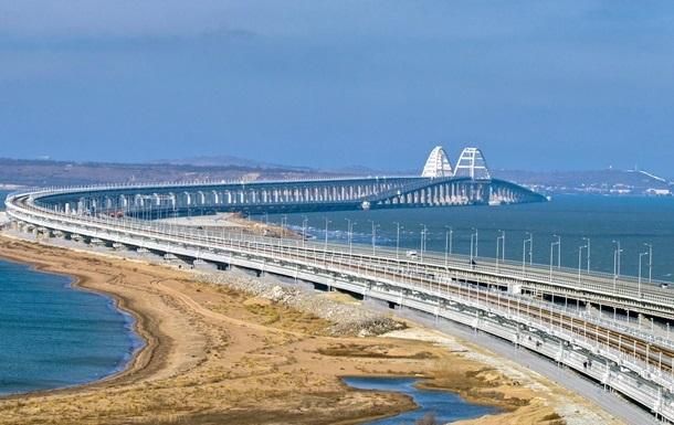 Керченським мостом пустили вантажні поїзди