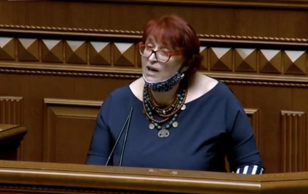 Третьякова заявила, что термин некачественные дети - не ее