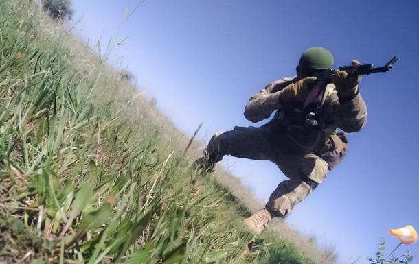 Морпіхи ЗСУ взяли участь у навчаннях морської авіації