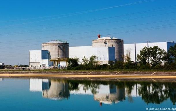 Старейшая АЭС Франции прекратила работу