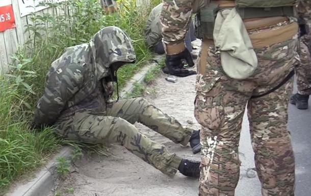В Киеве задержали криминальную группу