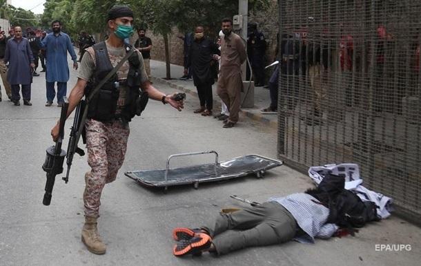 Пакистан звинуватив Індію в теракті в Карачі