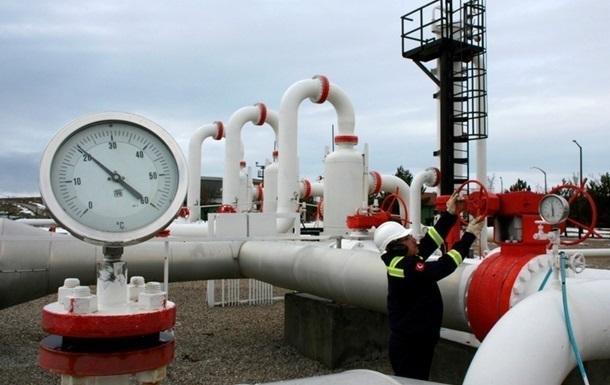 Транзит газа через Украину резко вырос с лета