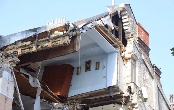 В Одесі зростає кількість аварійних будинків