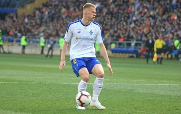 Бурда вернулся в общую группу Динамо перед матчем с Шахтером