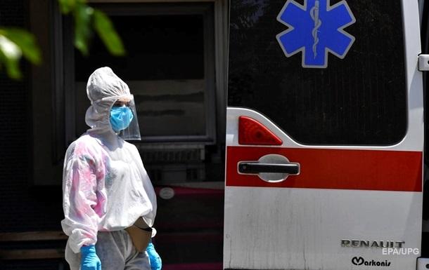 Мужчину с подозрением на COVID-19 нашли мертвым на территории больницы
