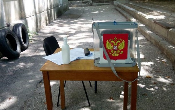 Путин навсегда! Или как организовано голосование в РФ