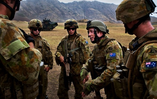 Австралия потратит $1,86 млрд на военные нужды