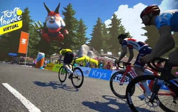 Гонка Тур де Франс відбудеться у віртуальній реальності