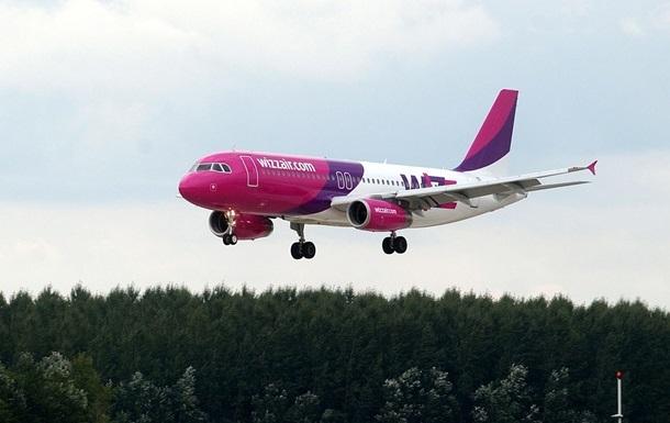 Авиакомпания WizzAir открыла базу во Львове