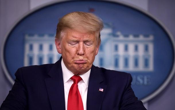 Трамп заявив, що в масці схожий на Одинокого рейнджера