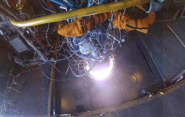 В Днепре испытали двигатель для ракеты Циклон-4М