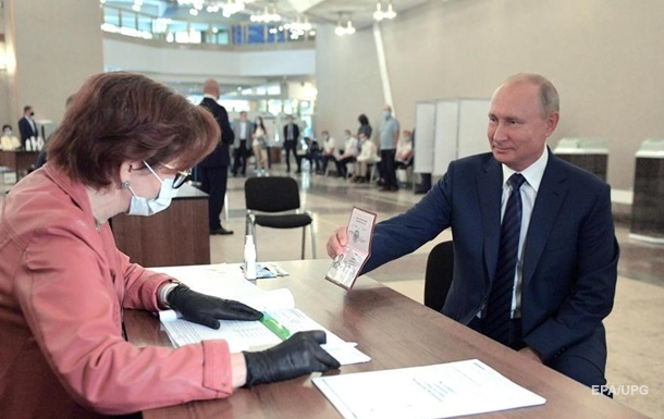 Кремль назвав тріумфом результати референдуму