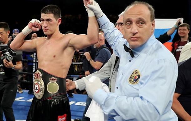 Бивол хочет боксировать с Альваресом - менеджер