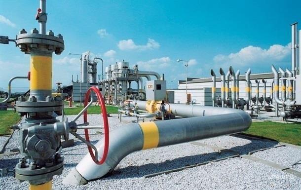 Украина увеличила импорт газа на четверть