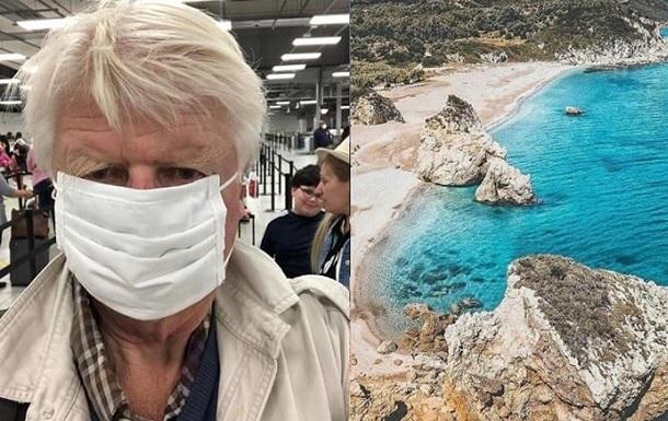 Отец Джонсона нарушил распоряжение правительств Британии и Греции