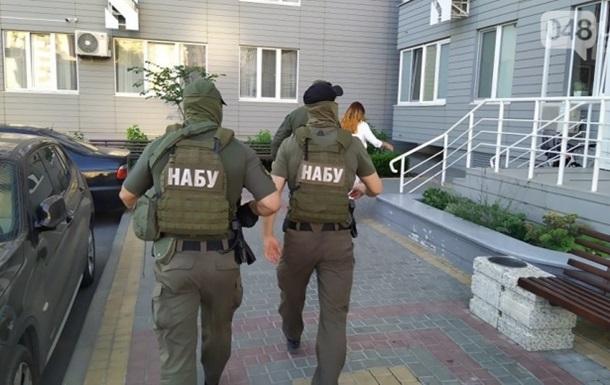 НАБУ проводит массовые обыски в Одессе