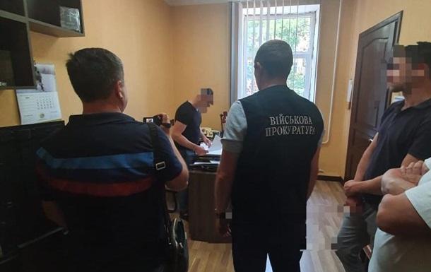 Офицера СБУ задержали за вымогательство $250 тысяч