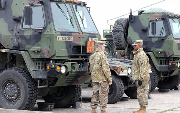 Пентагон поінформував міноборони ФРН про виведення військ