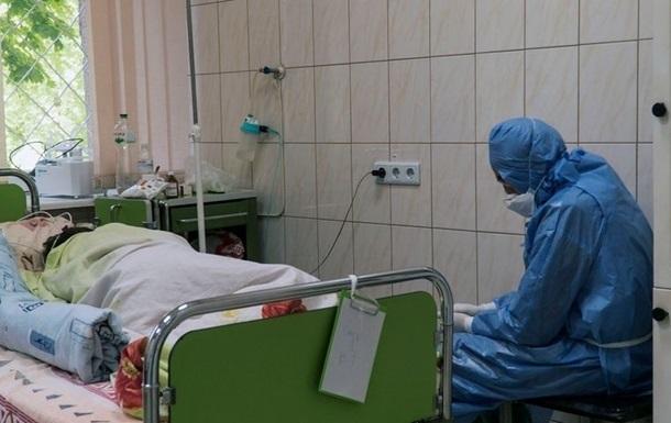 Украина приблизилась к критическому уровню COVID