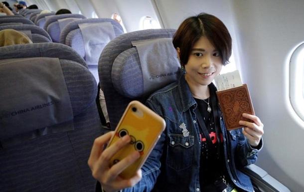 Аэропорт Тайваня запустил фейковые рейсы: фото