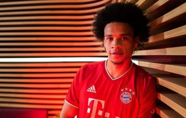 Бавария объявила о трансфере Лероя Сане