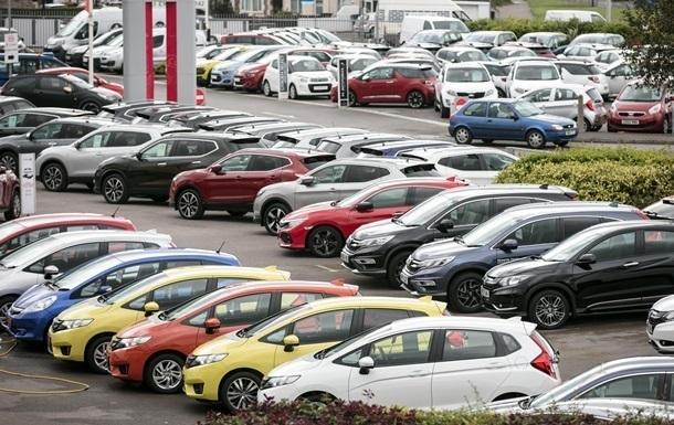 Полугодовые продажи авто в Украине снизились на 4%