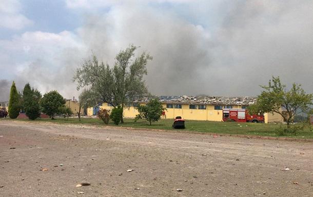 У Туреччині вибух на фабриці: 97 поранених, двоє загиблих