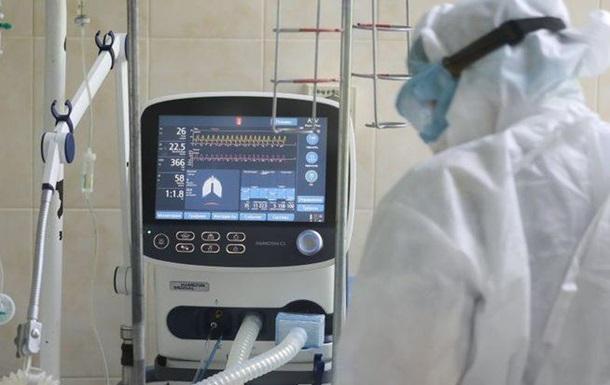 COVID-19: больницы Львова заполнены на 95%