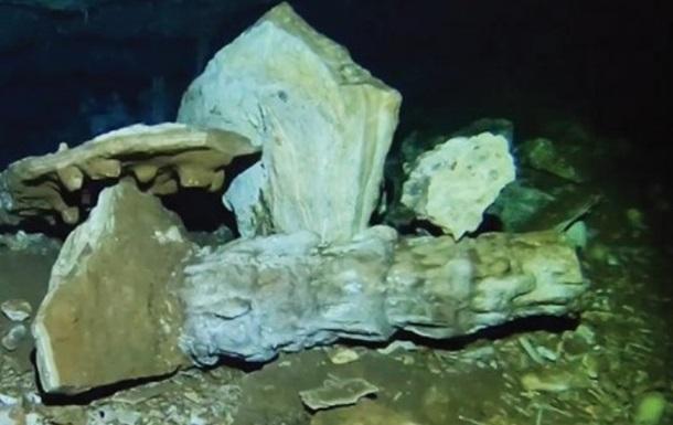 В пещерах Мексики нашли шахты древних людей