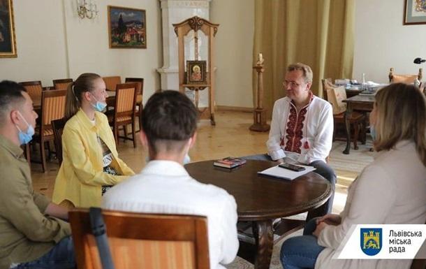 У Львові зніматимуть фільм за романом Кузьми Скрябіна