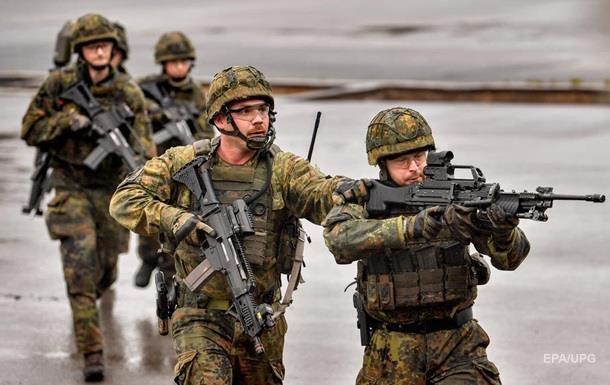 В Германии хотят вернуть всеобщую службу в армии