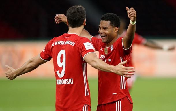 Баварія завоювала Кубок Німеччини