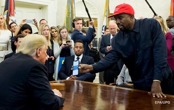 Репер Каньє Вест має намір поборотися за посаду президента США