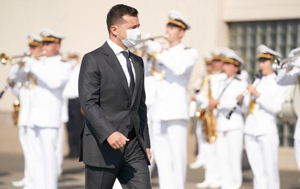 Зеленський назвав військових моряків  супергероями