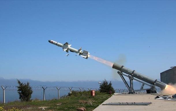 Туреччина успішно випробувала нову крилату ракету
