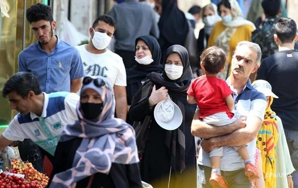 Іран відновив добовий рекорд стосовно жертв від коронавірусу