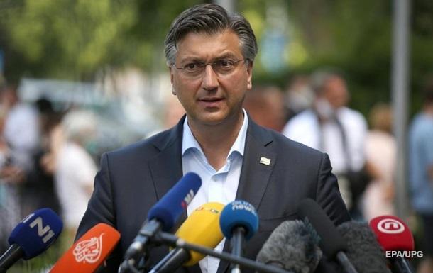 На выборах в парламент Хорватии побеждает партия премьер-министра