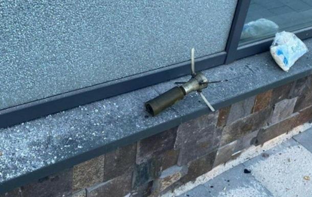 В Мукачево из гранатомета обстреляли базу отдыха