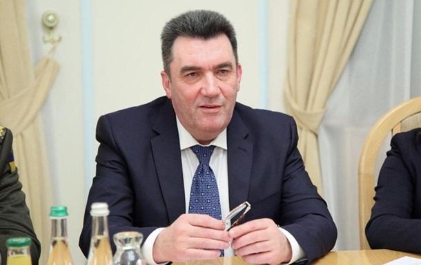 Данилов рассказал о первом из пяти сценариев с РФ