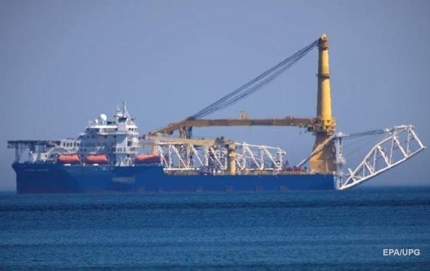 Дания разрешила достроить СП-2 новыми судами