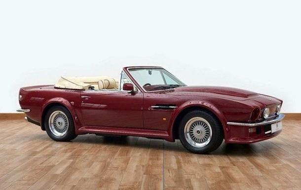 Aston Martin Дэвида Бекхэма продают за полмиллиона: фото
