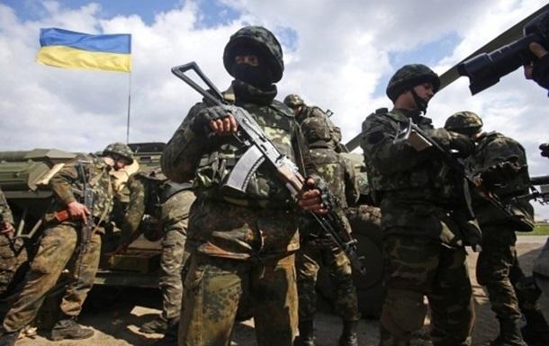 В Україні розпочалися військові навчання Нацгвардії